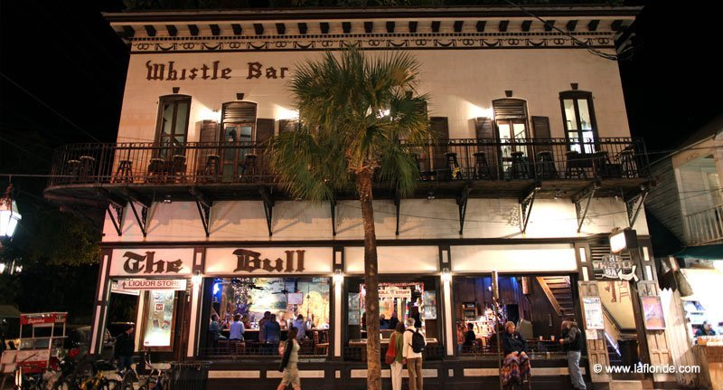 The Bull And Whistle Bar, Key West