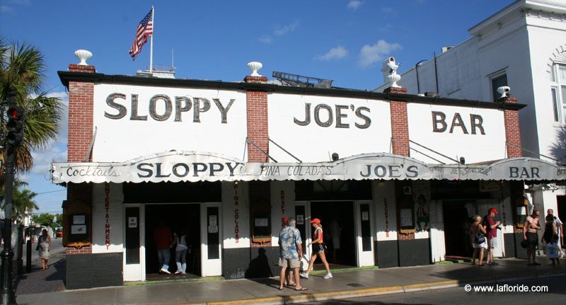 Sloppy Joe's Bar à Key West
