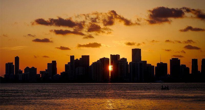 Miami Paradis Tropical En Floride Miami Beach