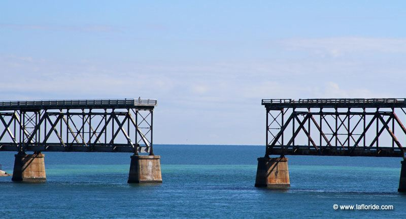 Bahia Honda Rail Bridge (Overseas Railway)